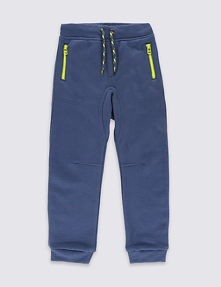 Cotton Rich Joggers (1-7 Years)