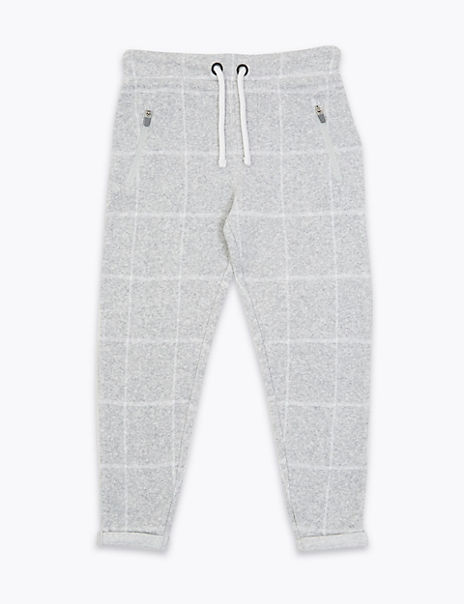 Checked Joggers (3 Months - 7 Years)