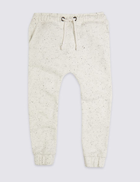 Cotton Animal Print Joggers (3 Months - 7 Years)