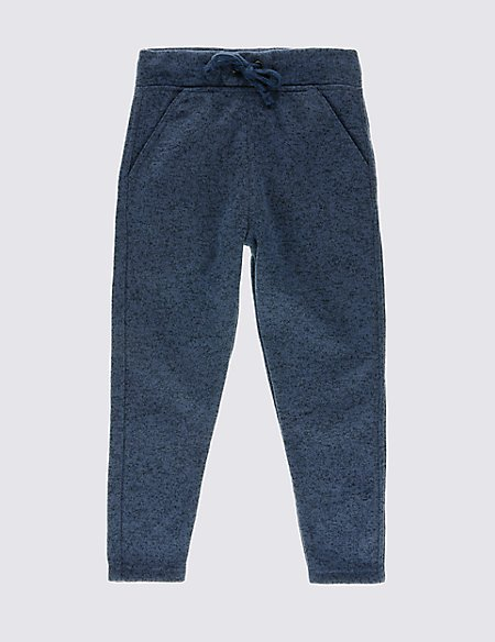 Knitted Fleece Joggers (1-7 Years)