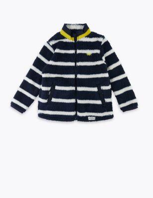 Striped Fleece (2-7 Yrs)