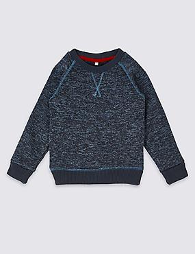 Borg Sweatshirt (3 Months - 7 Years)