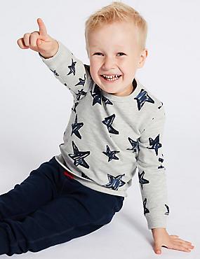 Easy Dressing Sweatshirt (3 Months - 7 Years)