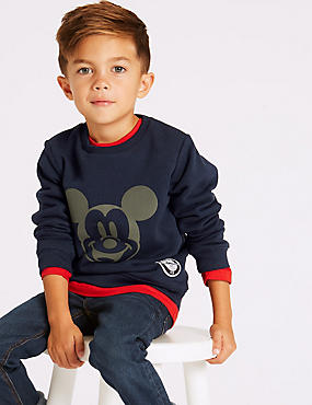 Mickey Mouse™ Sweatshirt (3 Months - 7 Years)