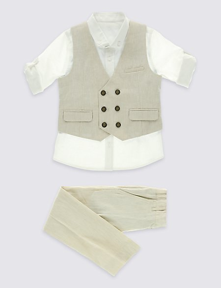 3 Piece Outfit (3 Months - 5 Years)