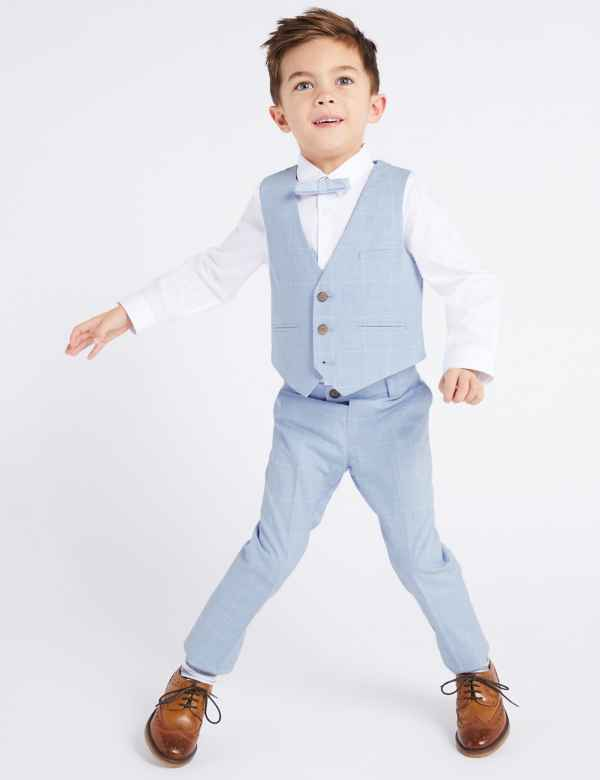aeab33b88 Children's Wedding Outfits | Wedding Clothes for Kids | M&S