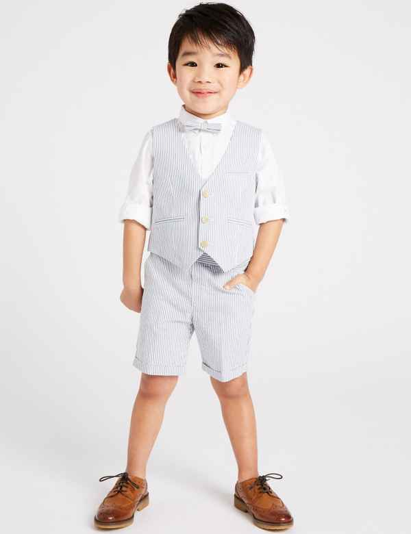 Children S Wedding Outfits Wedding Clothes For Kids M S