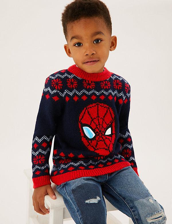 Spider-Man™ Jumper (2-7 Yrs)