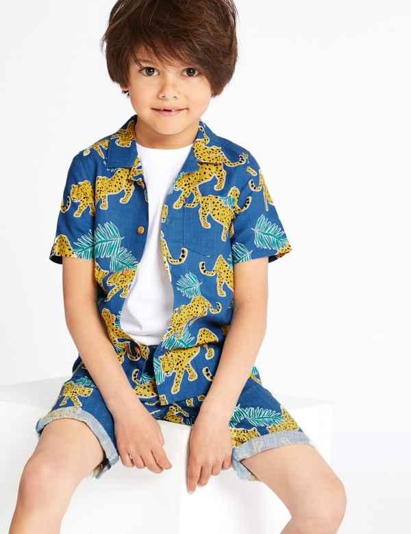 Boy's Accessories Boy's Tie Sensible 2019 New Spot Childrens Bow Tie Cotton Cotton Small Plaid Children Show Photo Shirt With Baby Bow Tie Flower
