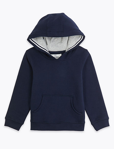 Pullover Hoodie (3 Months - 7 Years)