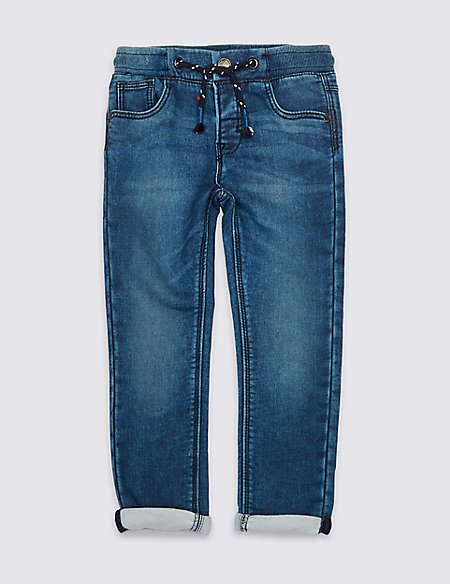Cotton Rich Jogger Jeans (3 Months - 7 Years)