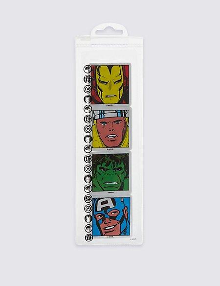 Kids' Marvel Erasers