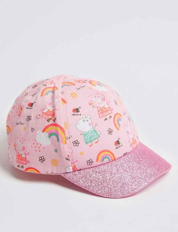 3004e27859a Peppa Pig™ Baseball Cap (0-6 Years)