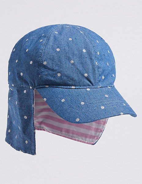 Kids' Spotted Hat (0-6 Years)