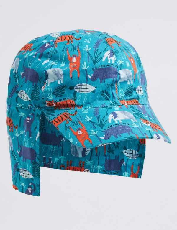 3ba21728c2b Kids  Jungle Hat with Sun Smart UPF50+ (0-6 Years)
