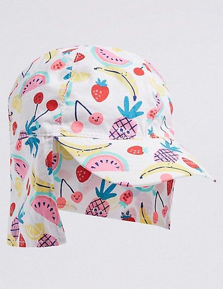 Kids' Legionnaire Hat with Sun Smart UPF50+ (0 Month - 6 Years)