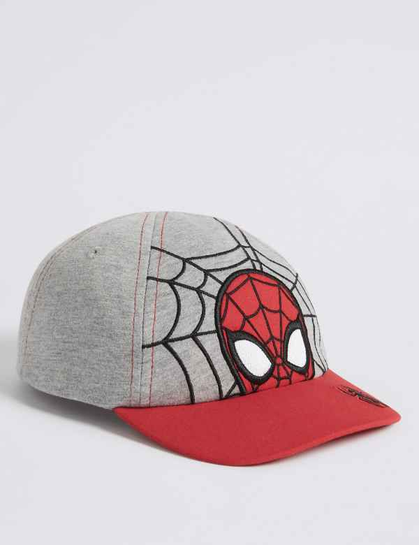 26ab2749d4ddd Spider-Man™ Baseball Cap with Sun Smart UPF50+ (6 Months - 6 Years