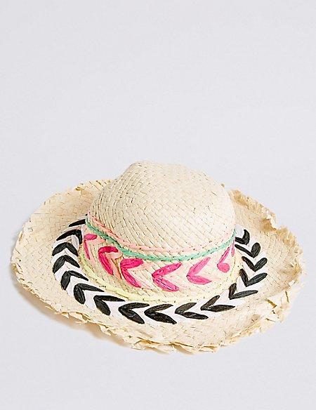 Kids' Festival Floppy Summer Hat (3-14 Years)