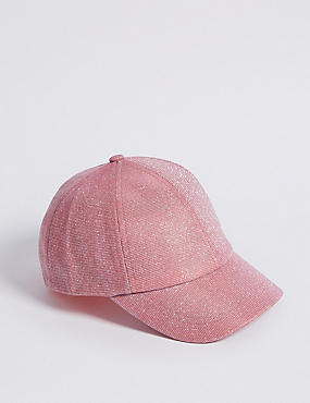 Kids' Sparkle Baseball Cap (3 - 14 Years)