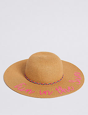 Kids' Summer Hat (6-14 Years)