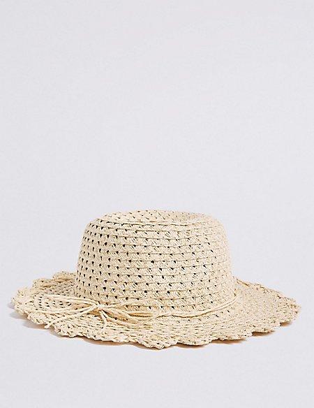 Kids' Floppy Summer Hat (6 Months - 6 Years)