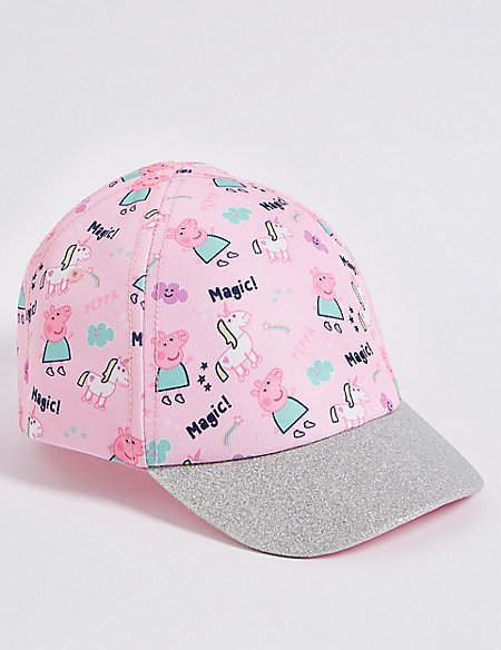 Kids' Peppa Pig™ Baseball Hat (3 Months - 6 Years)