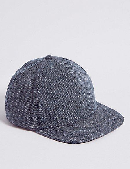 Kids' Textured Baseball Cap (3-14 Years)