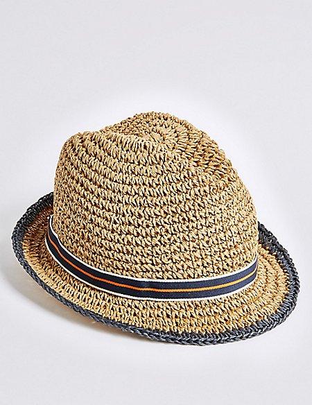 Kids' Summer Hat (3-14 Years)