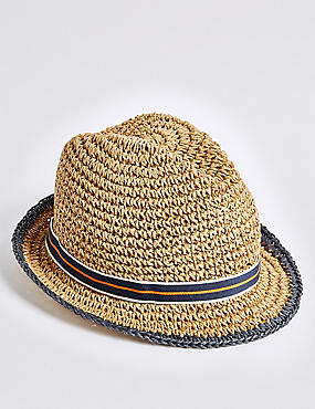 Kids' Summer Hat (3-14 Years)