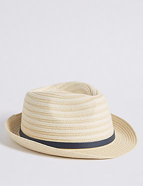 Kids' Trilby Hat (6 Months - 6 Years)