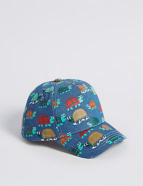 Kids' Chambray Baseball Cap (3 Months - 6 Years)
