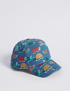 Kids' Chambray Baseball Cap (3 Months - 6 Years)