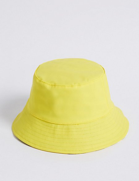 Kids' Water Repellent Rain Hat (3 Months - 6 Years)