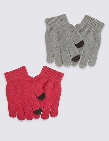 Kids' 2 Piece Magic Gloves