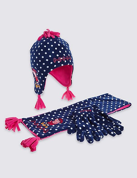 Peppa Pig™ Hats, Scarf & Gloves