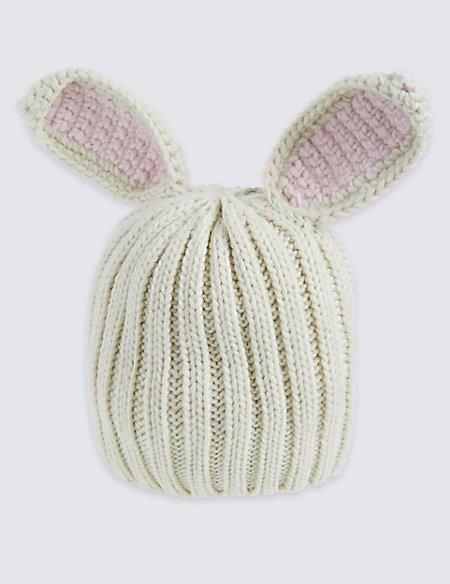 Kids' Bunny Ears Hat