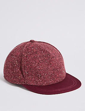 Kids' Fleck Baseball Cap (3-14 Years)