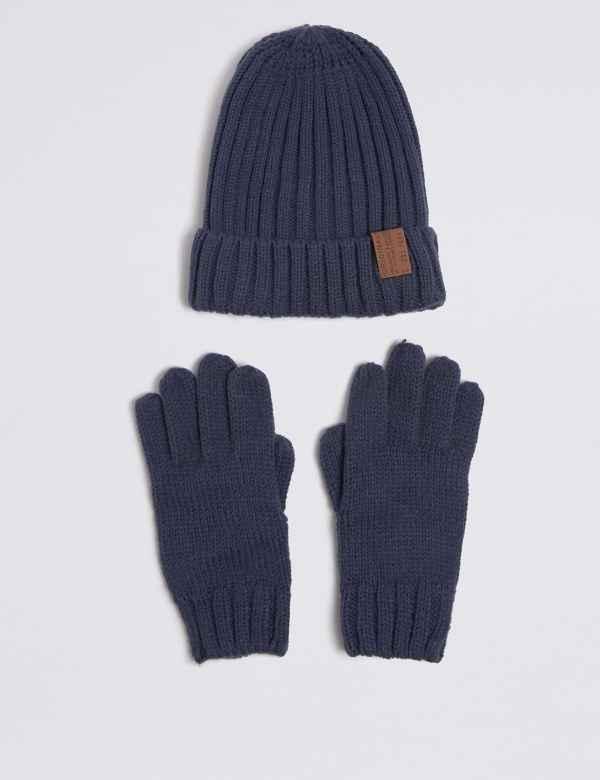 Kids  Hat   Gloves Set 9eaa0b3cd105