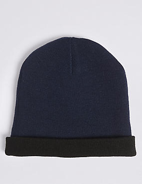 Kids' Reversible Beanie (3-14 Years)