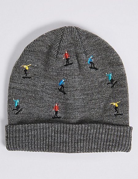 Kids' Skateboarder Beanie (3 Months - 14 years)