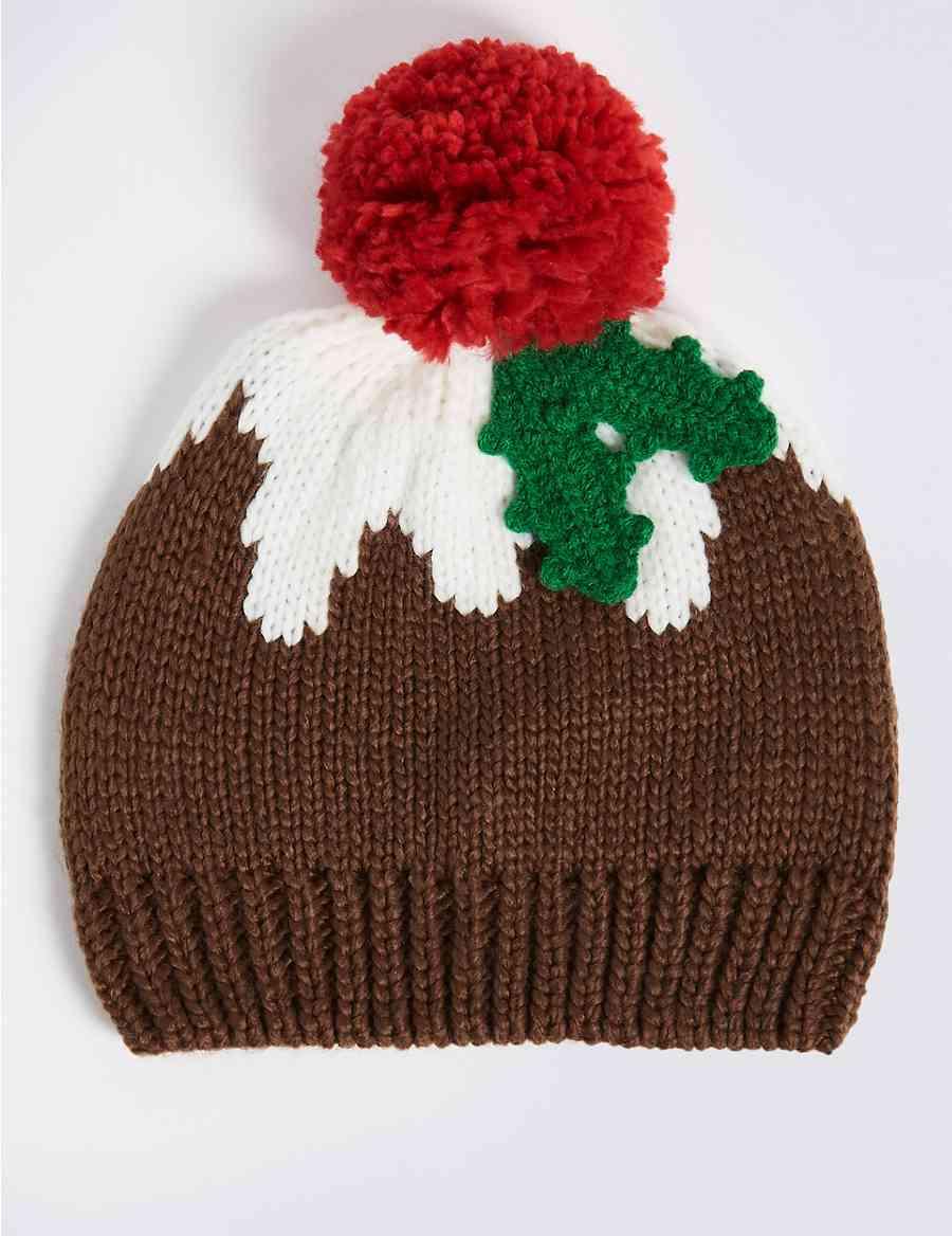 e7ad3f6adc7 Kids  Pom-pom Hat