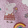 Kids' Peppa Pig™ Backpack, PINK MIX, swatch