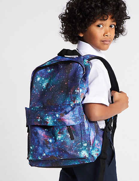 Kids' Space Water Repellent Backpack