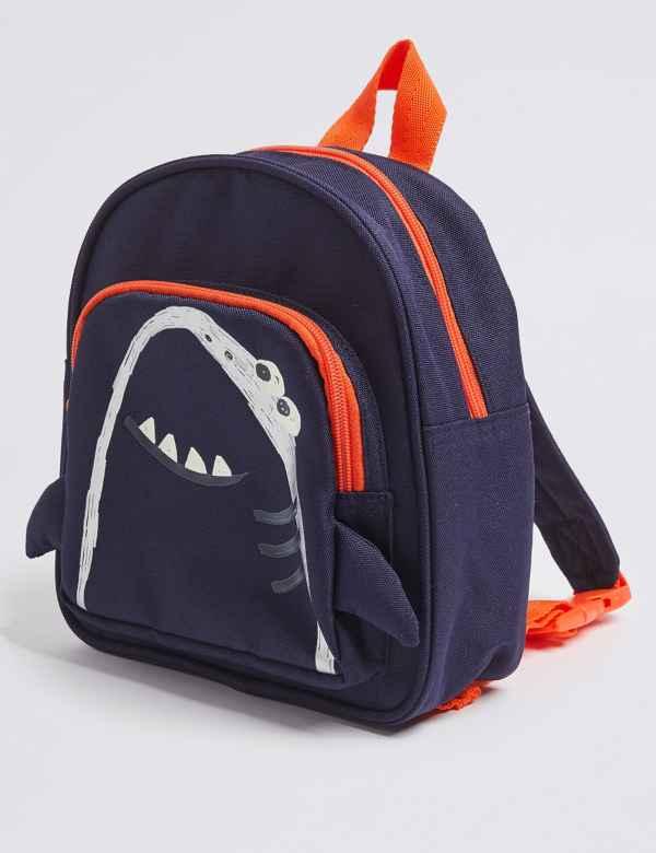 5ad5053afe Kids  Shark Backpack