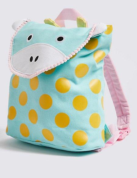 Kids' Giraffe Backpack