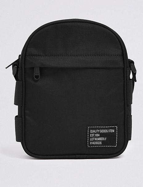 Kids' Nylon Cross Body Bag