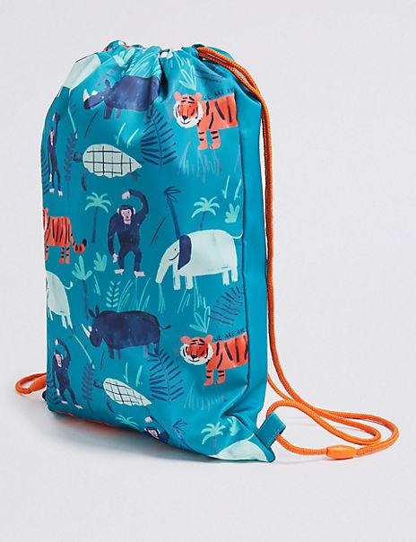 Kids' Jungle Backpack