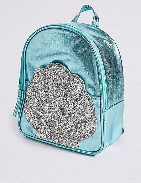 Kids' Metallic Shell Backpack