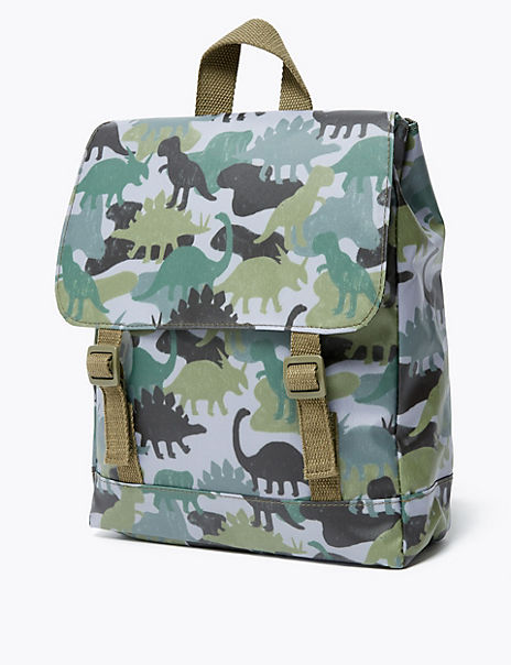 Kids' Dinosaur Print Backpack