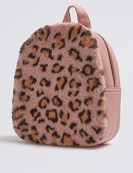 Kids' Leopard Backpack